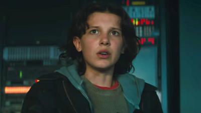 Millie Bobby Brown Stranger Things Wallpaper 71702