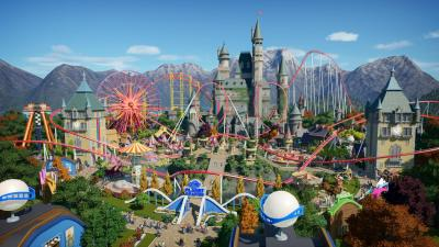 Planet Coaster Game Wallpaper 72241