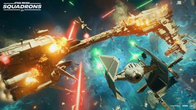 Star Wars Squadrons Game Wallpaper 72648