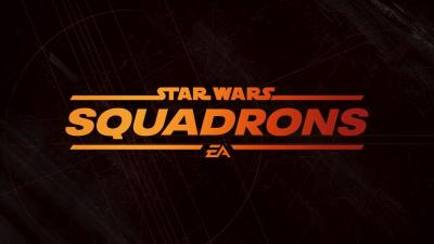 Star Wars Squadrons Logo Wallpaper 72659