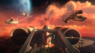 Star Wars Squadrons Video Game Wallpaper 72658