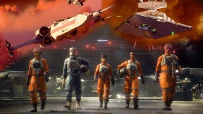 Star Wars Squadrons Wallpaper 72646