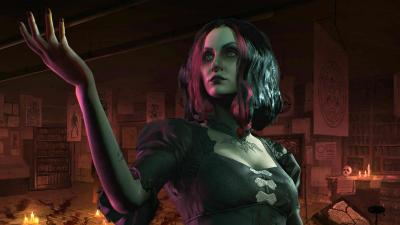 Vampire The Masquerade Bloodlines 2 Game Wallpaper 72667