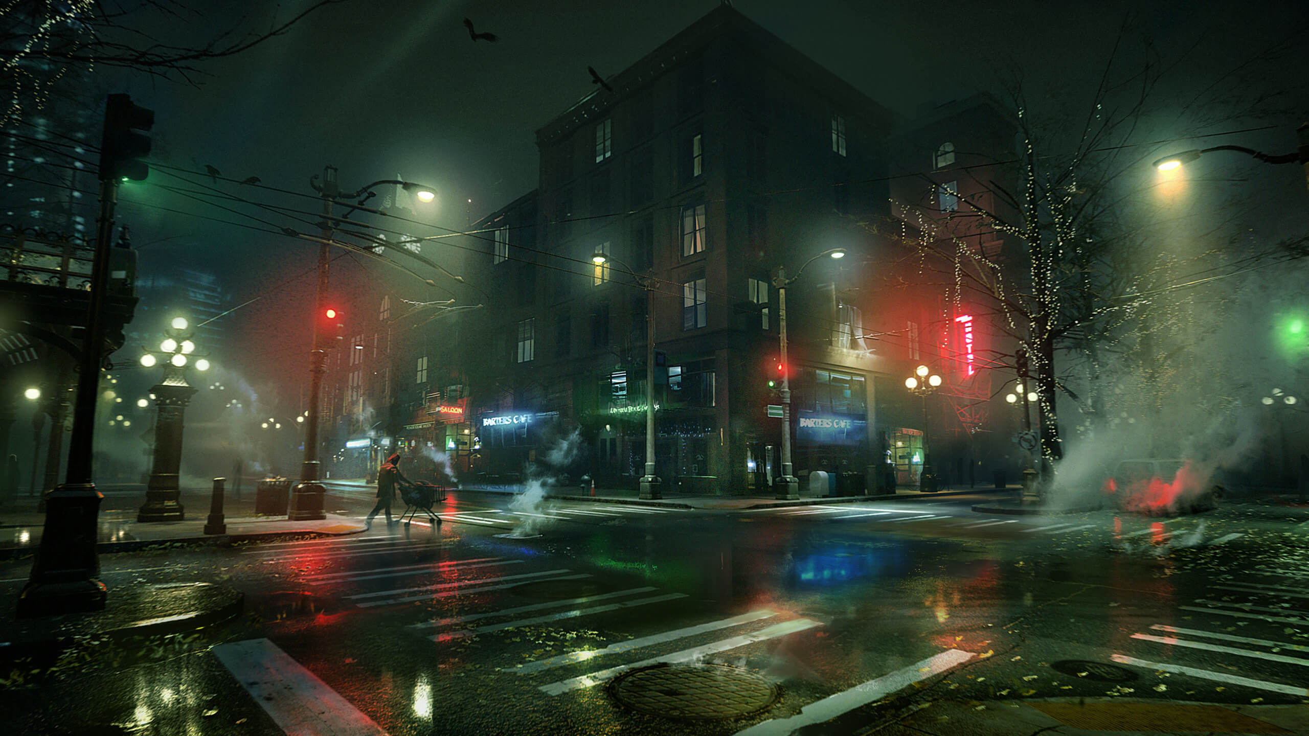 vampire the masquerade bloodlines 2 environment wallpaper 72671