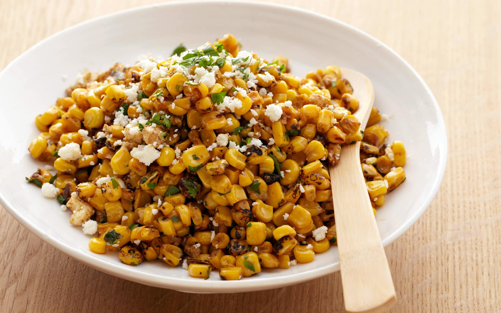 corn salad wallpaper 72175