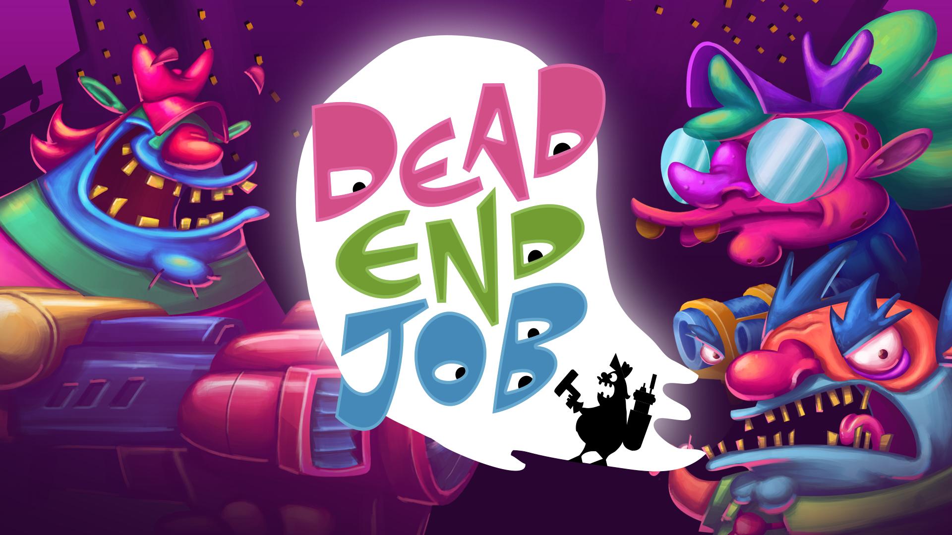 dead end job game hd wallpaper 69894