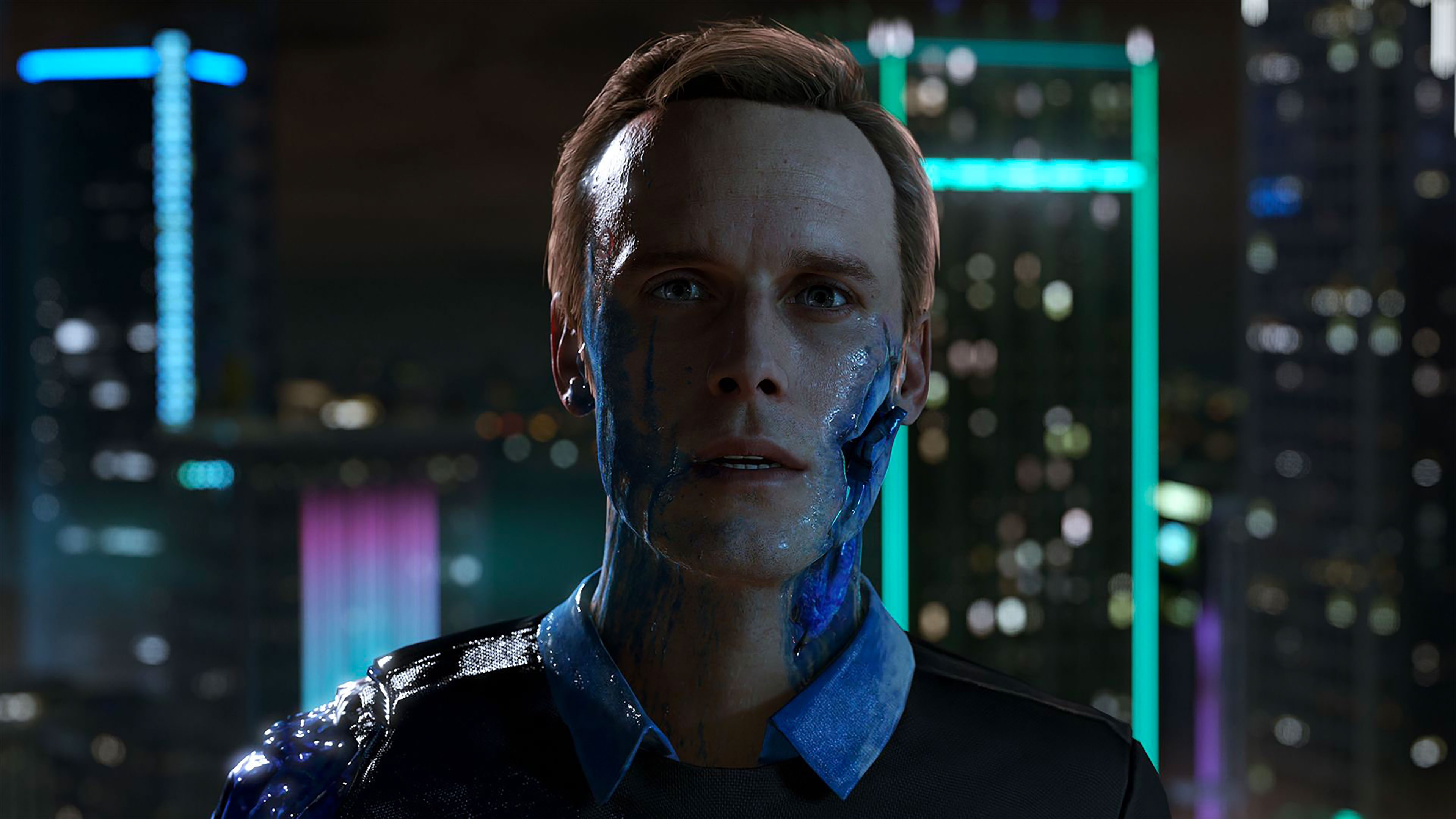 detroit become human game hd wallpaper 69959