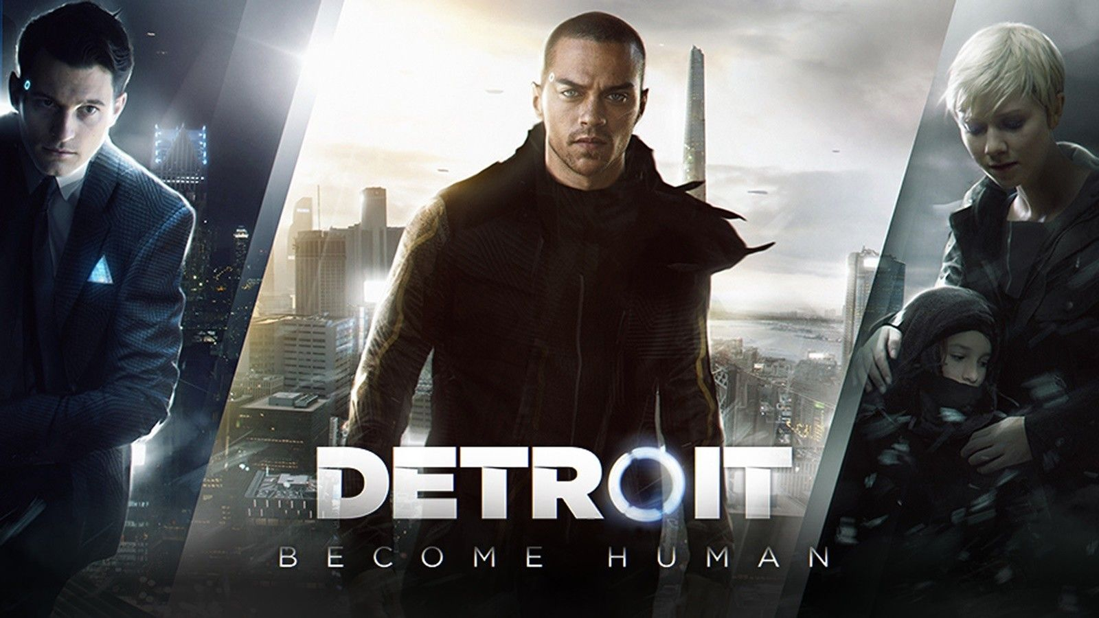 detroit become human game wallpaper 69965