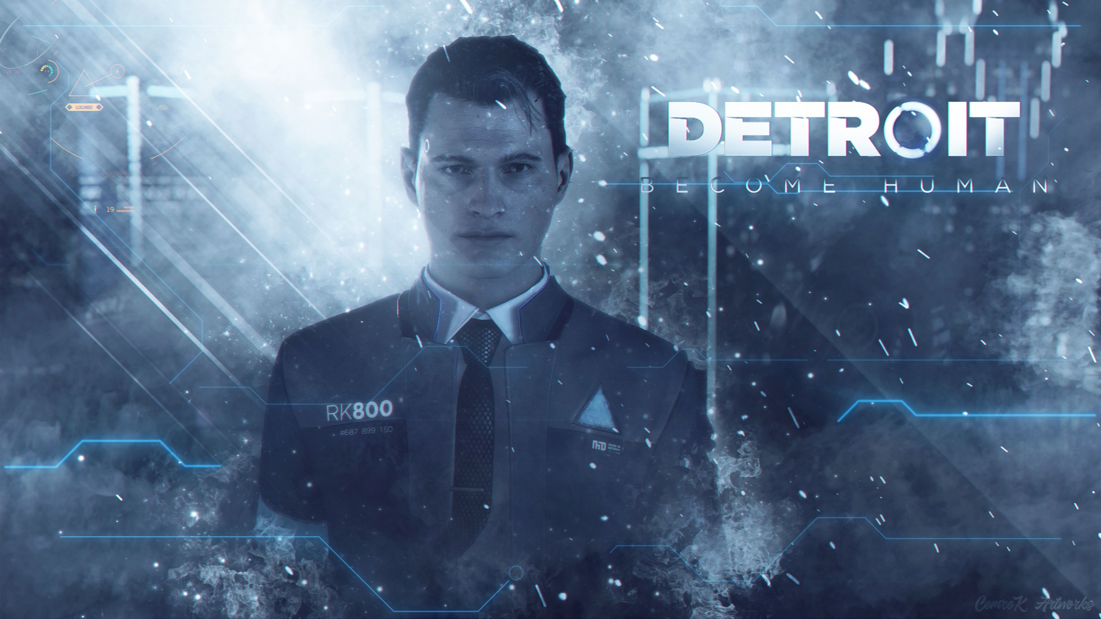 detroit become human wide wallpaper 69952