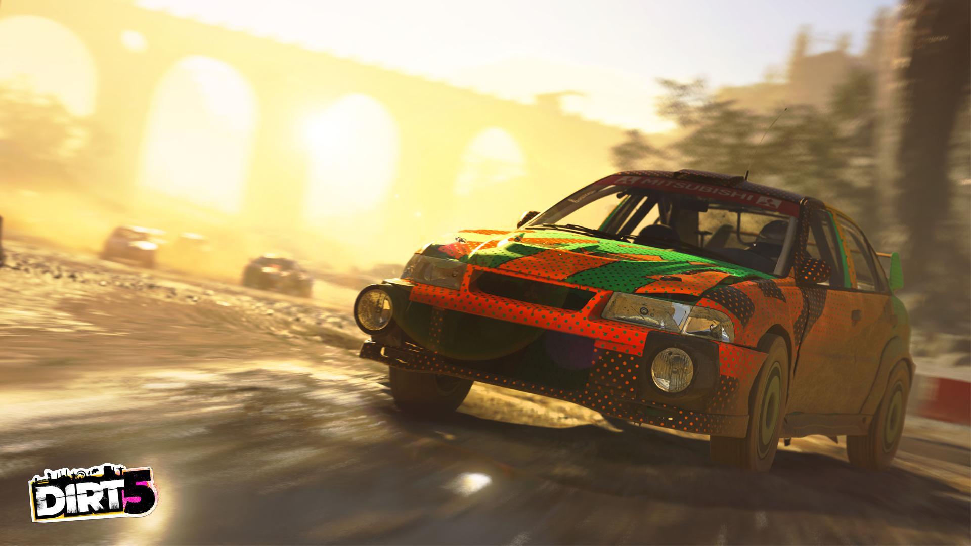 dirt 5 game wallpaper 72469