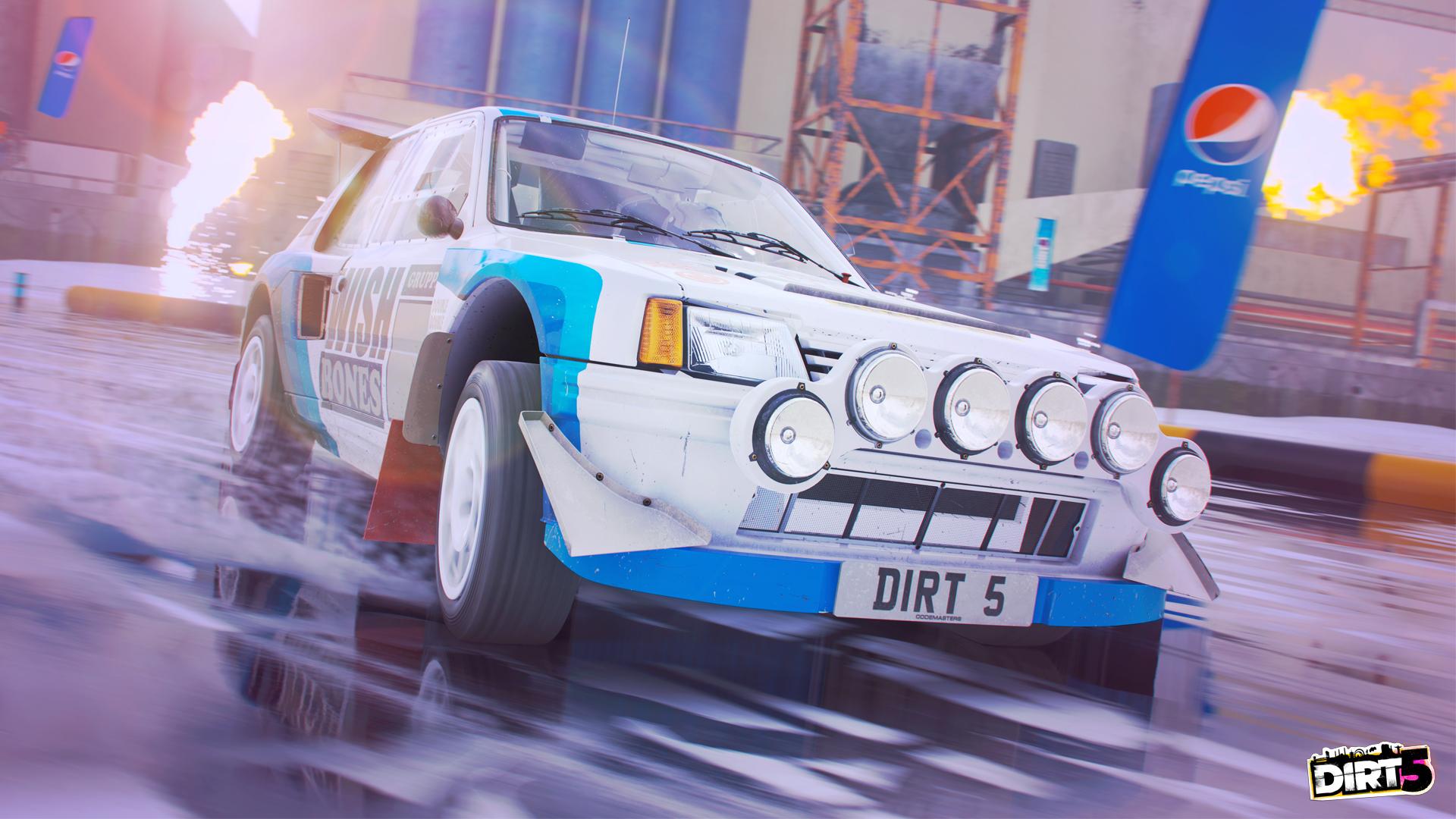 dirt 5 wallpaper 72458