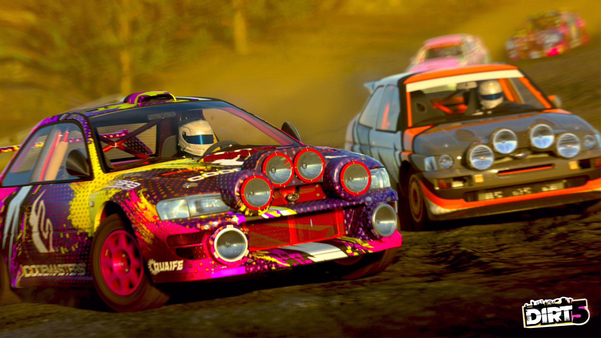 dirt 5 wallpaper 72474