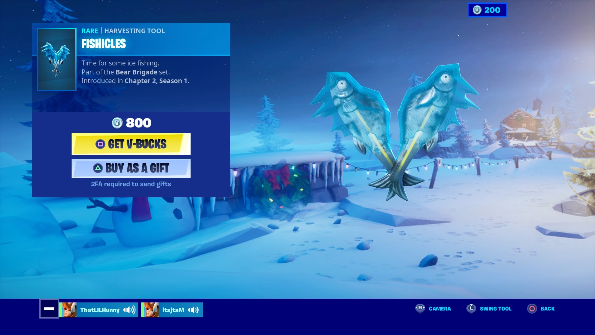 fortnite fishicles wallpaper 69922