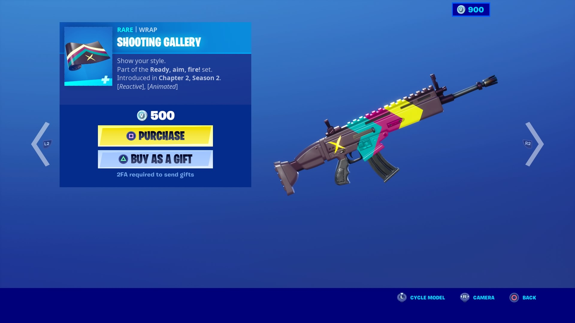 fortnite shooting gallery wallpaper 71375