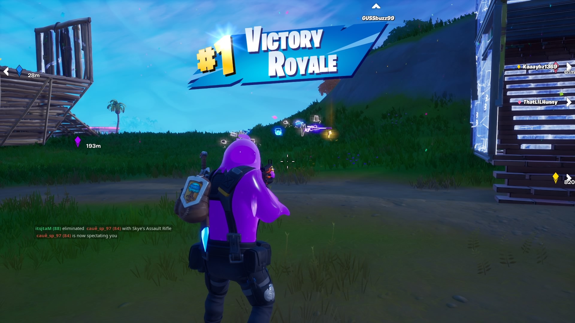 fortnite victory wallpaper 71236