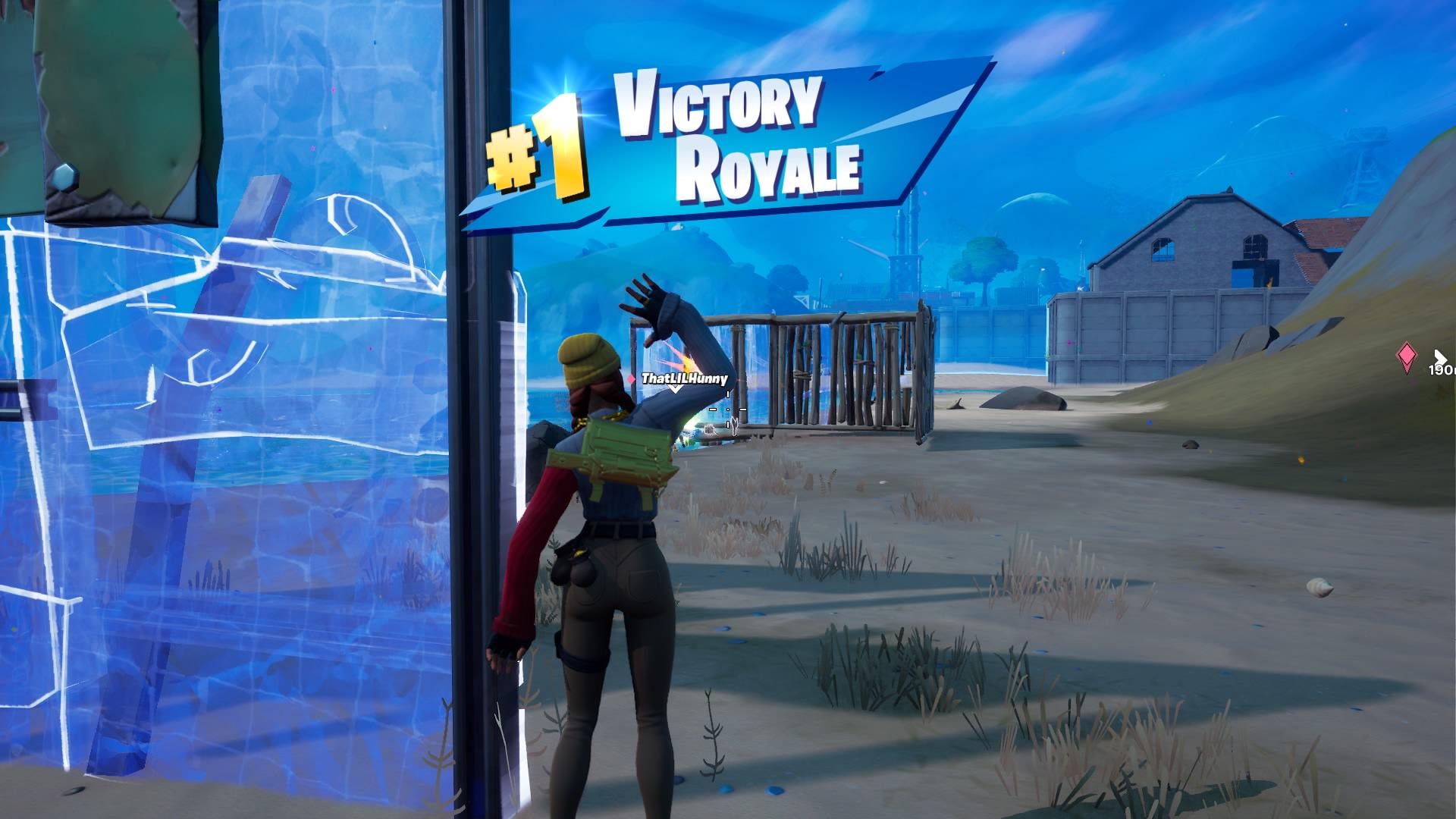fortnite victory wallpaper 72148
