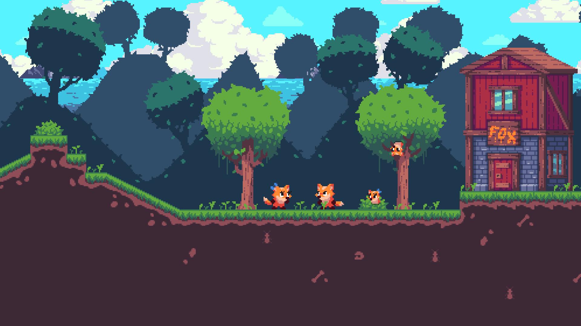 foxyland 2 video game wallpaper 69969