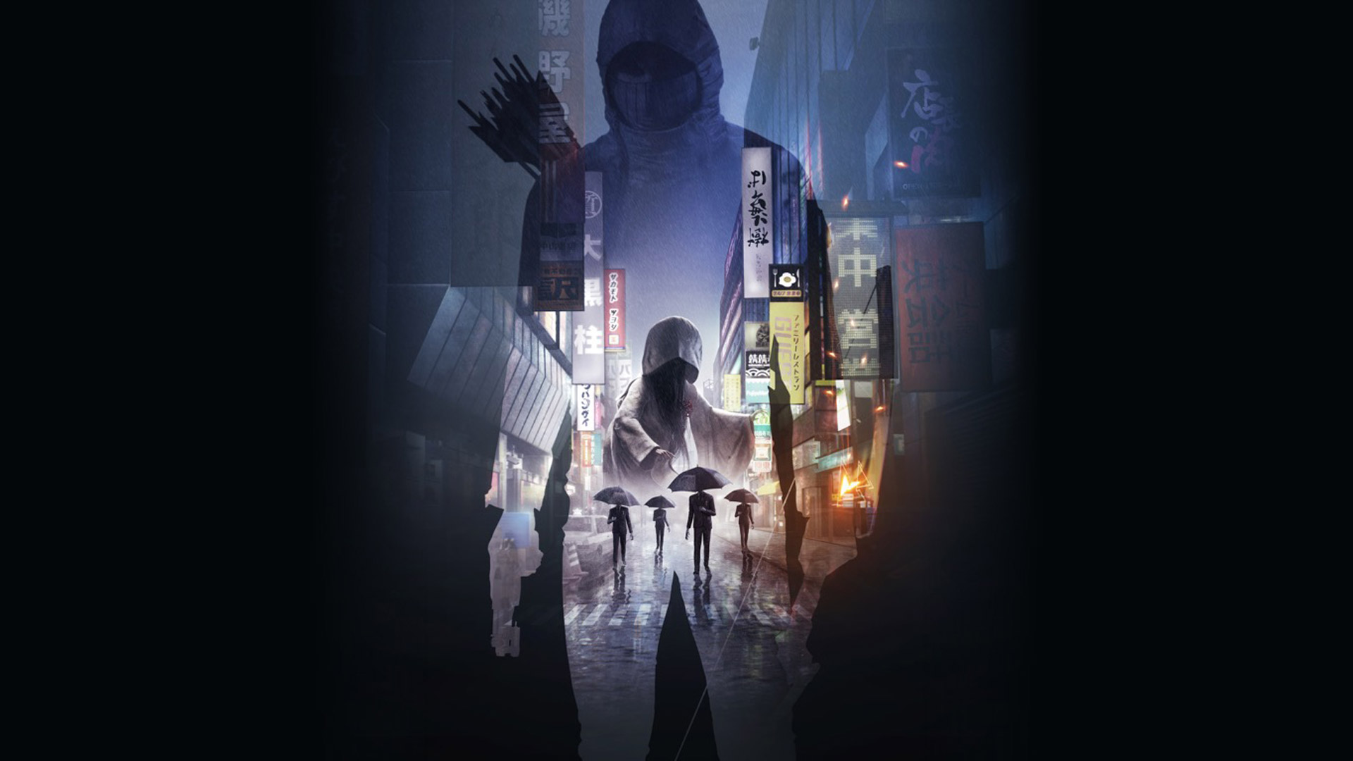 game ghostwire tokyo wallpaper 72318