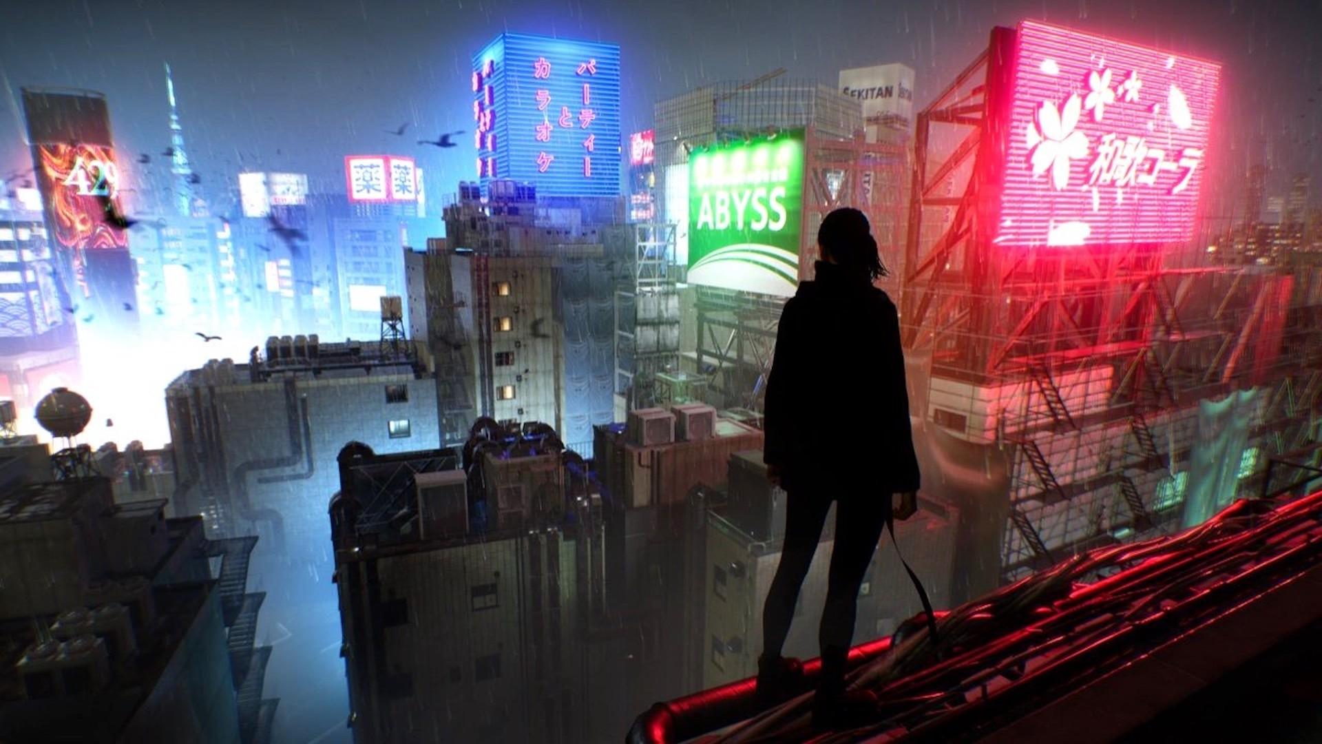 ghostwire tokyo hd wallpaper 72313