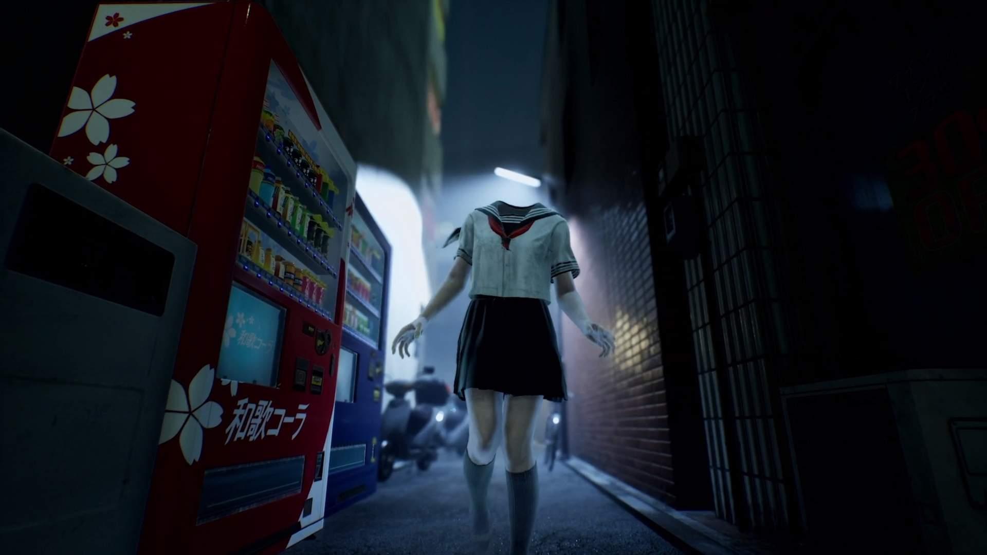 ghostwire tokyo ps5 wallpaper 72314