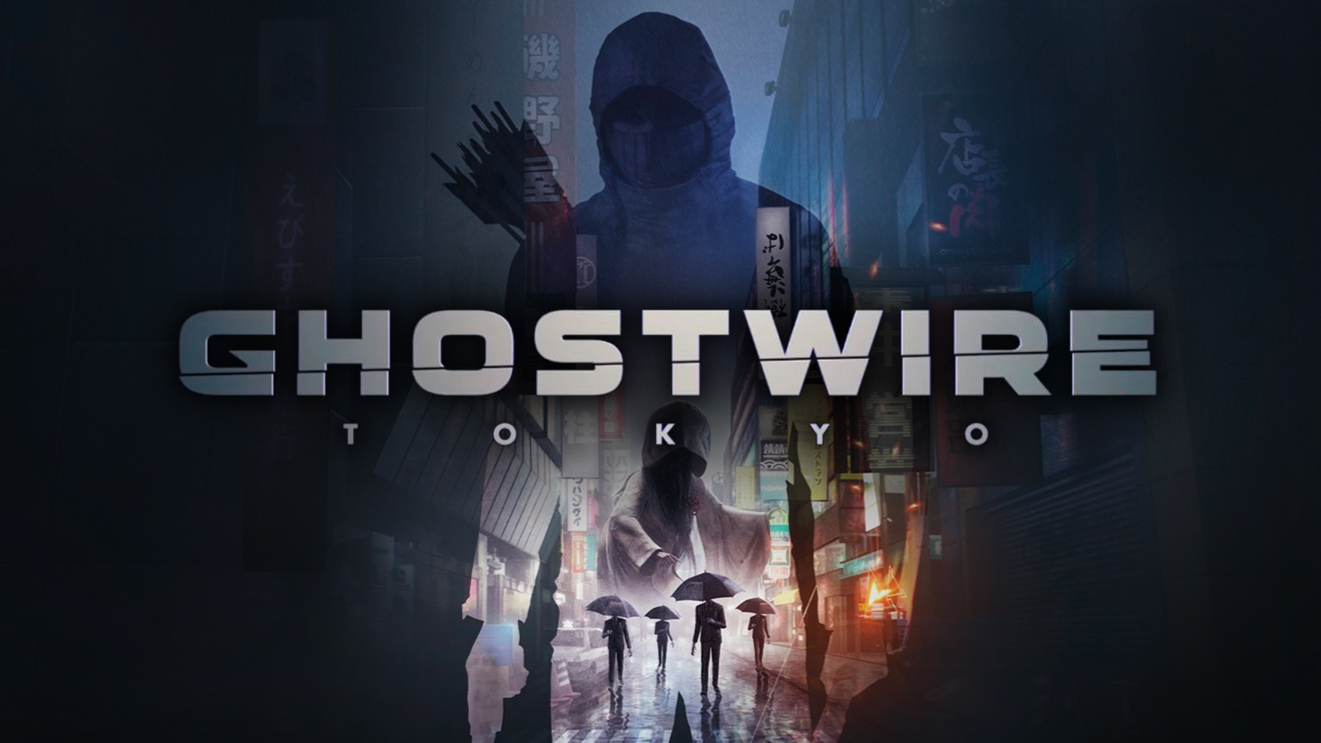ghostwire tokyo video game wallpaper 72315