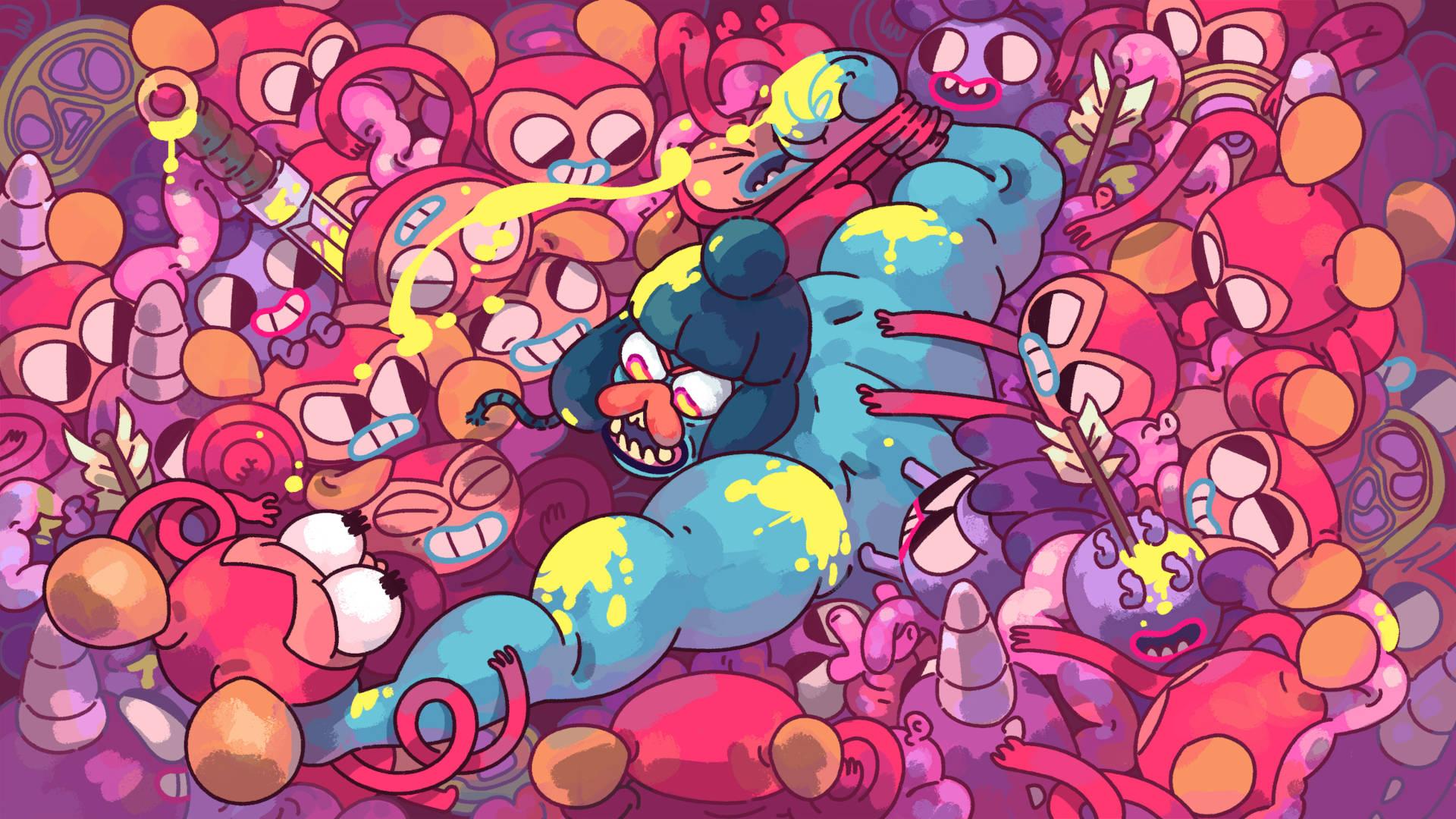 grindstone game wallpaper 72613