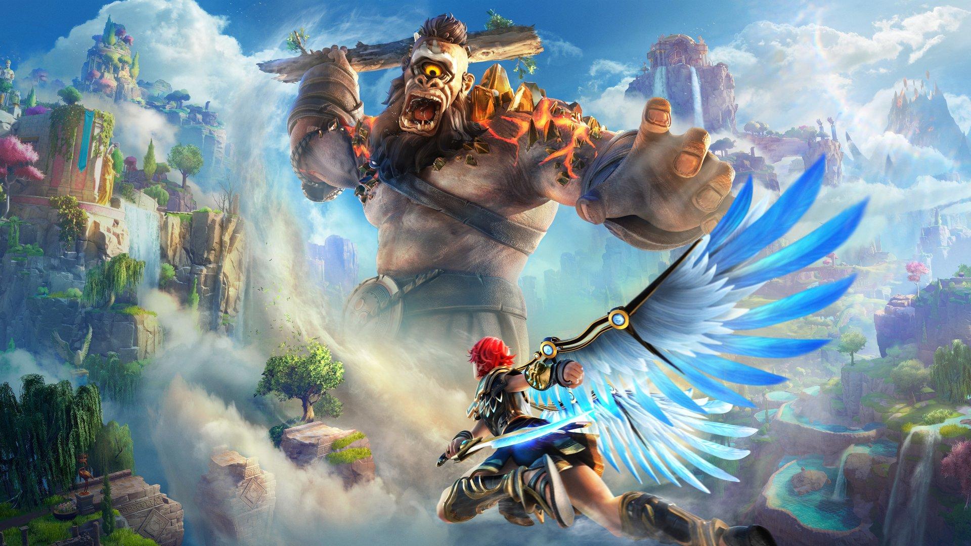 hd immortals fenyx rising wallpaper 72442