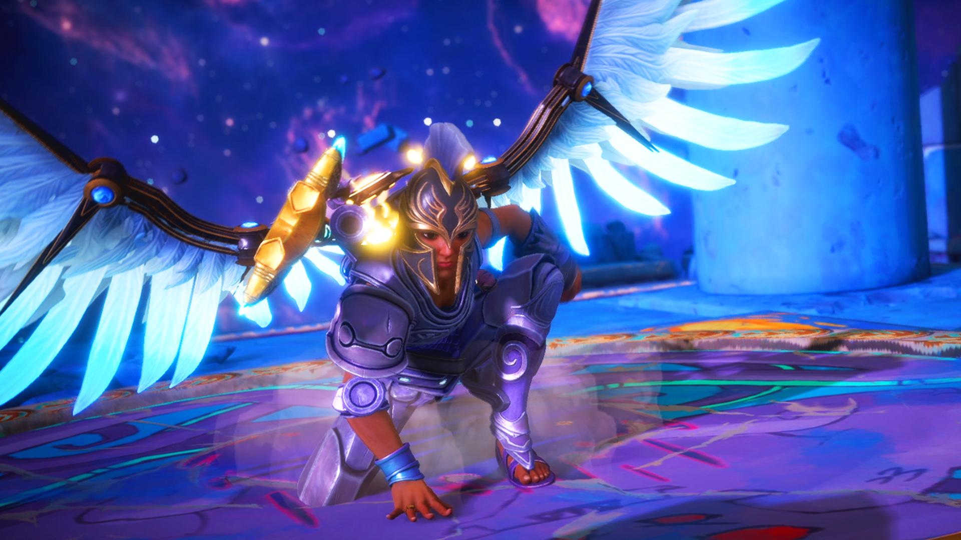 immortals fenyx rising video game wallpaper 72438