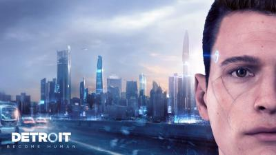Detroit Become Human Connor Wallpaper 69957