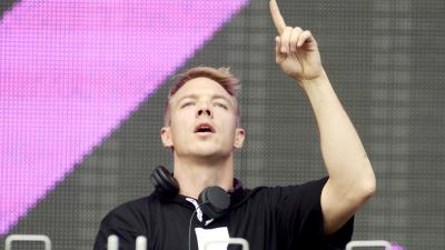 Diplo Performing Wallpaper 70312