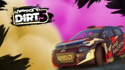 Dirt 5 Video Game Wallpaper 72480