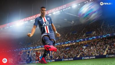 FIFA 21 Game Background HD Wallpaper 71931