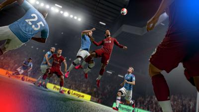 FIFA 21 Game Widescreen Wallpaper 71925