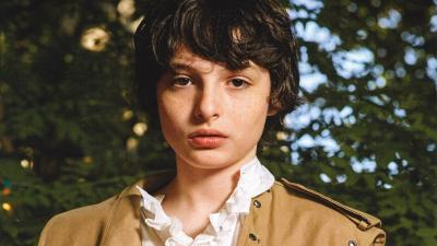 Finn Wolfhard Actor Wallpaper 71725