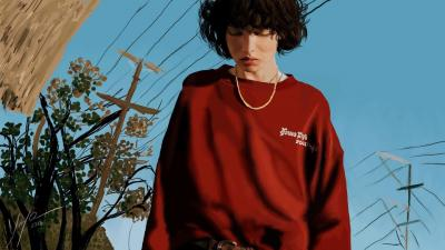 Finn Wolfhard Desktop Wallpaper 71728