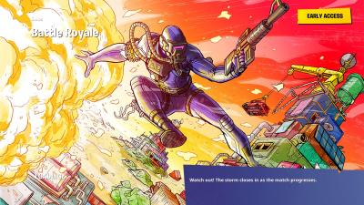 Fortnite Chapter 2 Season 3 Loading Screen Wallpaper 71369