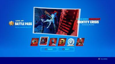 Fortnite Identity Crisis Wallpaper 72060
