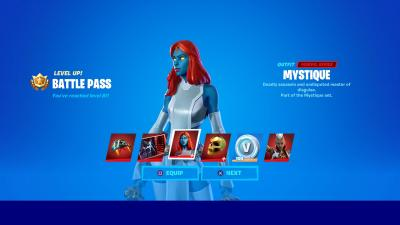 Fortnite Mystique Wallpaper 72061