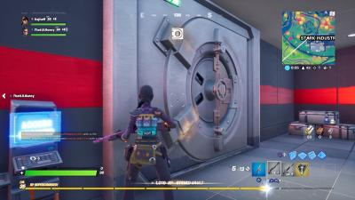 Fortnite Vault HD Wallpaper 71876