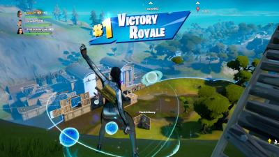 Fortnite Victory Desktop Wallpaper 72153