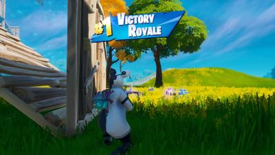 Fortnite Victory HD Wallpaper 70156