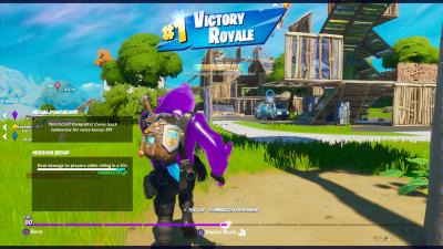 Fortnite Victory HD Wallpaper 71238