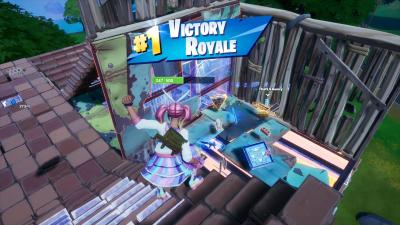 Fortnite Victory Royale HD Wallpaper 71770
