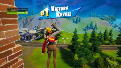 Fortnite Victory Taunt Wallpaper 72056
