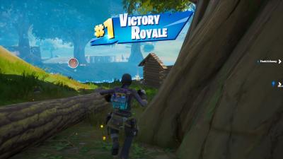 Fortnite Victory Wallpaper 71880