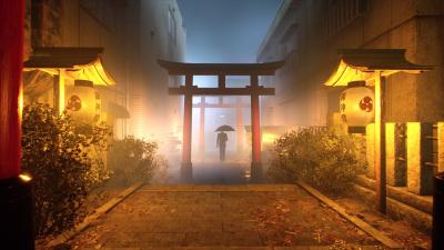 Ghostwire Tokyo Wallpaper 72307