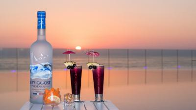 Grey Goose Vodka Drinks Wallpaper 71403