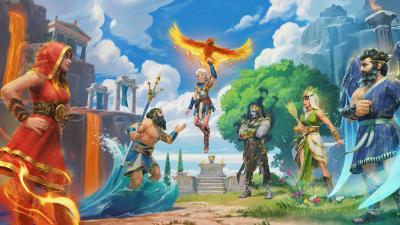 Immortals Fenyx Rising Computer Wallpaper 72435