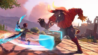 Immortals Fenyx Rising Game HD Wallpaper 72430