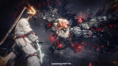Nioh 2 The First Samurai Background Wallpaper 72611